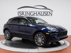 2018 Porsche Macan Turbo:21 car images available