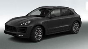 2018 Porsche Macan Turbo:2 car images available