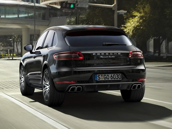 2016 Porsche Macan Turbo : Car has generic photo
