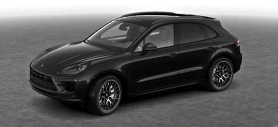 2020 Porsche Macan Turbo:3 car images available