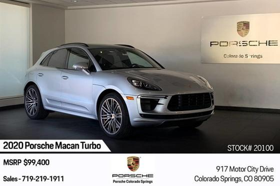 2020 Porsche Macan Turbo:24 car images available