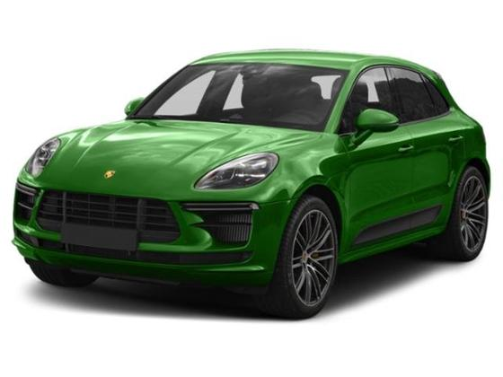 2020 Porsche Macan Turbo : Car has generic photo