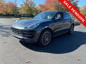 2017 Porsche Macan Turbo : Car has generic photo