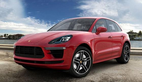 2021 Porsche Macan Turbo:2 car images available