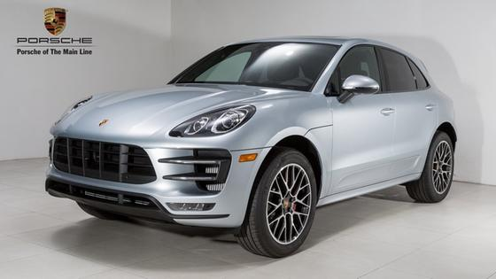 2018 Porsche Macan Turbo:23 car images available
