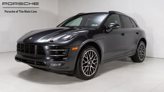 2017 Porsche Macan Turbo:21 car images available