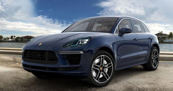 2021 Porsche Macan Turbo:4 car images available