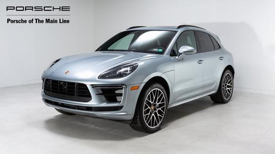 2020 Porsche Macan Turbo:21 car images available