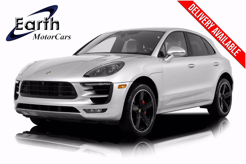 2016 Porsche Macan Turbo:4 car images available