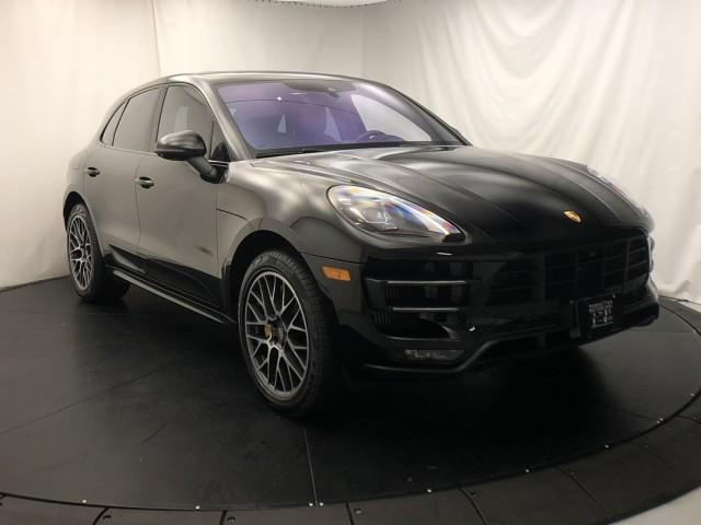 2018 Porsche Macan Turbo:19 car images available