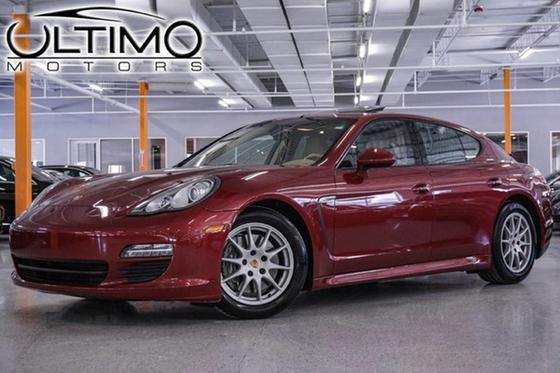 2011 Porsche Panamera :24 car images available