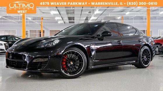 2012 Porsche Panamera :24 car images available