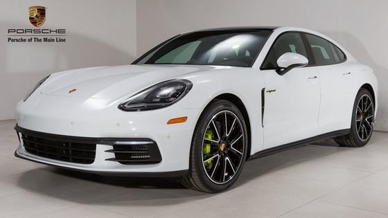 2018 Porsche Panamera 4 E-Hybrid:24 car images available