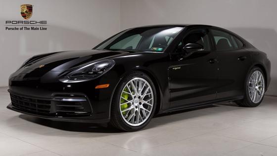 2018 Porsche Panamera 4 E-Hybrid:23 car images available