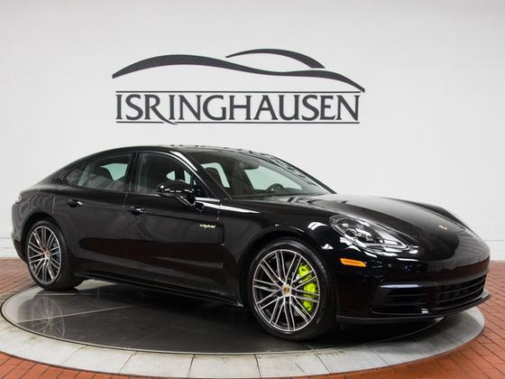 2018 Porsche Panamera 4 E Hybrid For Sale In Springfield
