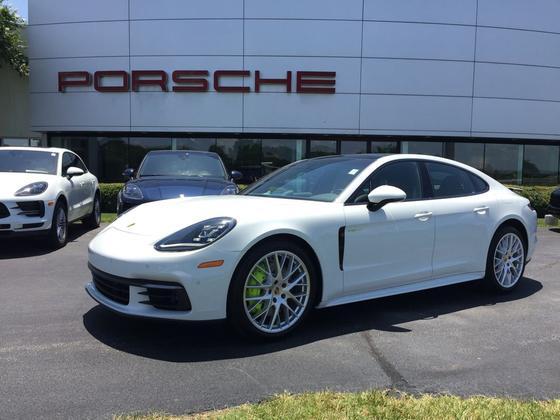 2019 Porsche Panamera 4 E-Hybrid:24 car images available