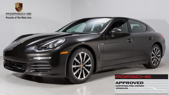2016 Porsche Panamera 4 Edition:24 car images available
