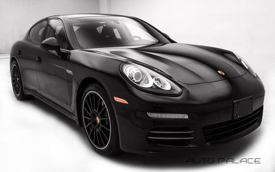 2016 Porsche Panamera 4 Edition:7 car images available