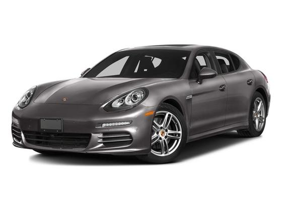2016 Porsche Panamera 4 Edition : Car has generic photo