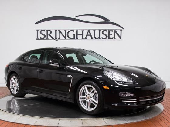 2013 Porsche Panamera 4 Platinum Edition:24 car images available