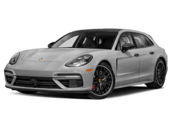 2020 Porsche Panamera 4 Sport Turismo : Car has generic photo