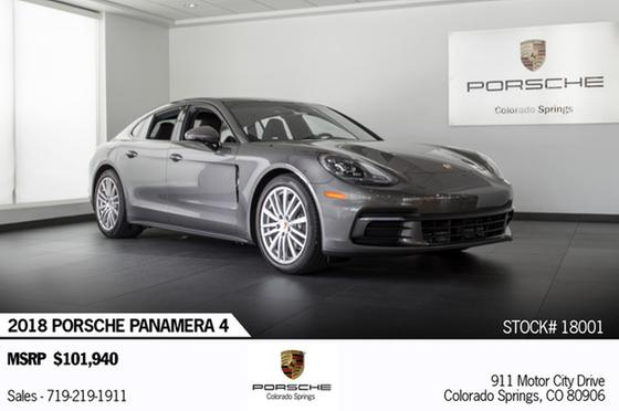 2018 Porsche Panamera 4:18 car images available