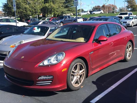 2012 Porsche Panamera 4:3 car images available