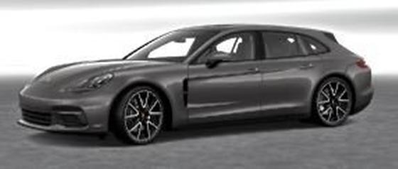 2018 Porsche Panamera 4:2 car images available
