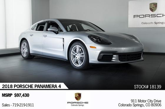 2018 Porsche Panamera 4:24 car images available