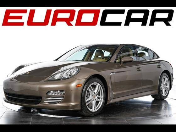 2012 Porsche Panamera 4:24 car images available