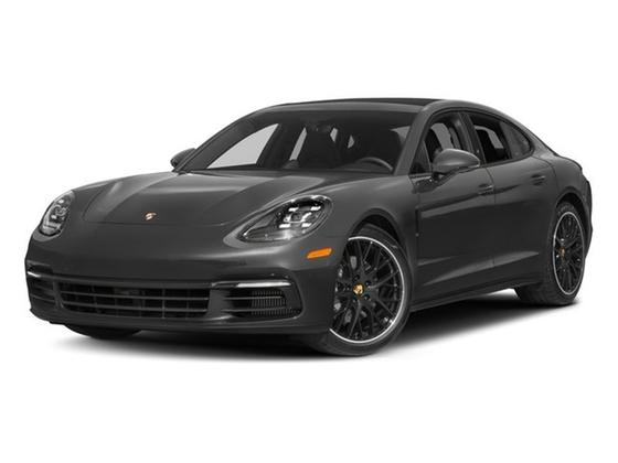 2018 Porsche Panamera 4 : Car has generic photo