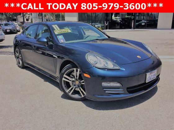 2011 Porsche Panamera 4:19 car images available