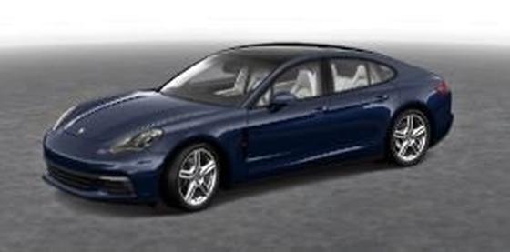 2018 Porsche Panamera 4:2 car images available
