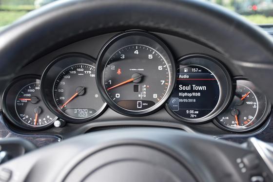 2014 Porsche Panamera 4