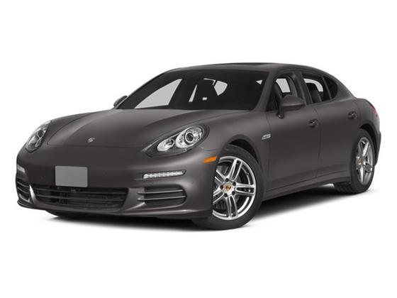 2014 Porsche Panamera 4 : Car has generic photo