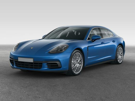 2017 Porsche Panamera 4 : Car has generic photo