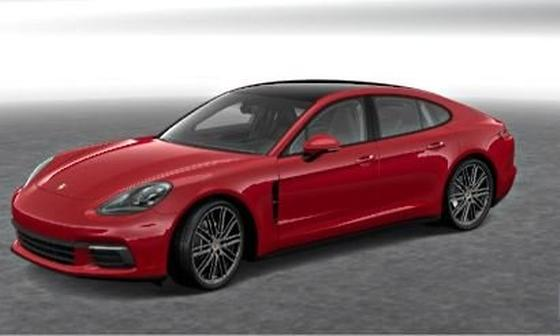 2019 Porsche Panamera 4:2 car images available