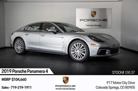 2019 Porsche Panamera 4:19 car images available