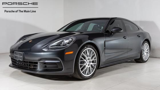 2018 Porsche Panamera 4:22 car images available