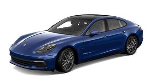 2020 Porsche Panamera 4:2 car images available