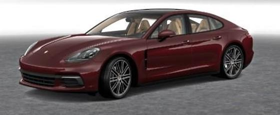 2020 Porsche Panamera 4:3 car images available