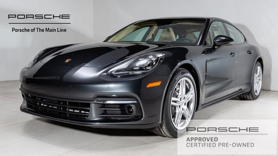 2019 Porsche Panamera 4:21 car images available