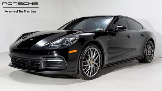 2018 Porsche Panamera 4:21 car images available