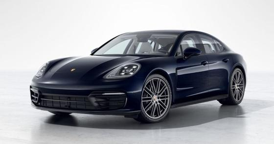 2021 Porsche Panamera 4:3 car images available