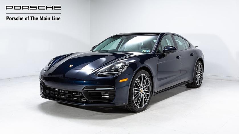 2021 Porsche Panamera 4:22 car images available