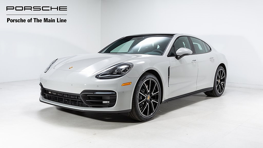 2021 Porsche Panamera 4:23 car images available