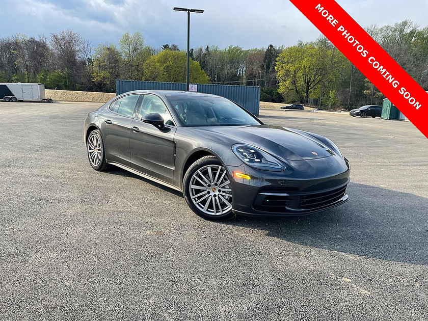 2018 Porsche Panamera 4:5 car images available