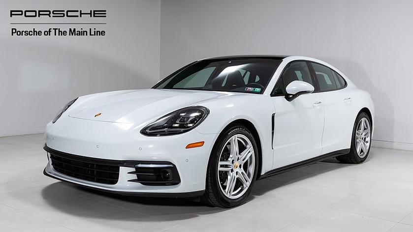 2018 Porsche Panamera 4:22 car images available
