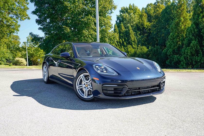 2021 Porsche Panamera 4:24 car images available