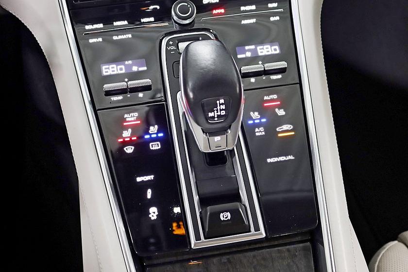 2017 Porsche Panamera 4